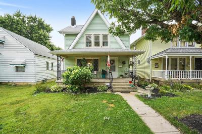 Columbus Single Family Home For Sale: 808 S Burgess Avenue