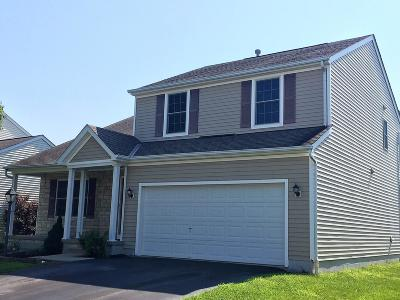 Pickerington Single Family Home For Sale: 483 Yale Circle