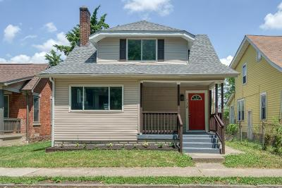 Columbus Single Family Home For Sale: 718 Reinhard Avenue