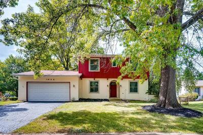 Columbus Single Family Home For Sale: 1866 Faymeadow Avenue