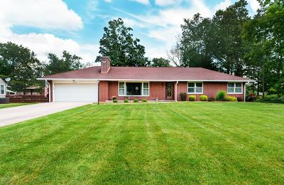 Chillicothe Single Family Home For Sale: 3 Ridge Drive