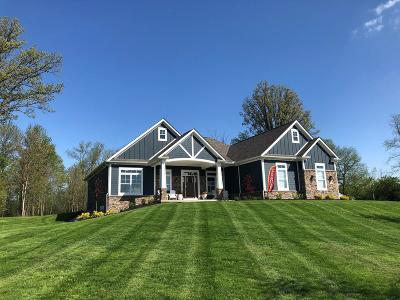Delaware Single Family Home For Sale: 8011 Concord Road