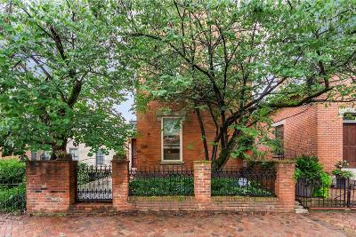 Columbus Single Family Home For Sale: 324 Jackson Street