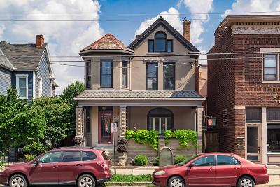 Columbus Single Family Home For Sale: 250 E Whittier Street