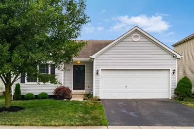 Grove City Single Family Home For Sale: 2075 Winding Hollow Drive