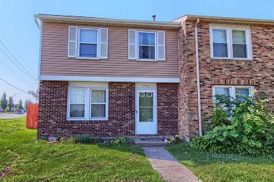 Reynoldsburg OH Single Family Home For Sale: $89,900