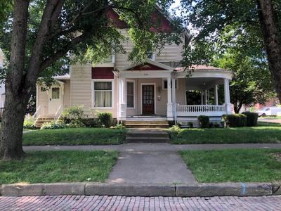 Mount Vernon Multi Family Home For Sale: 500 E Vine Street