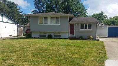 Columbus OH Single Family Home For Sale: $153,900