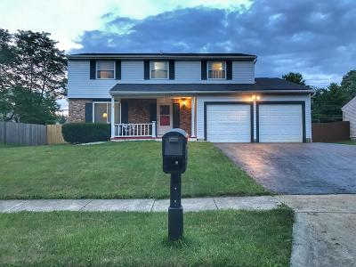 Reynoldsburg OH Single Family Home For Sale: $169,900