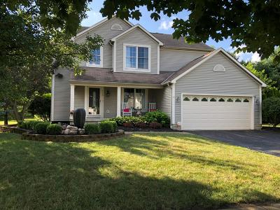 Grove City OH Single Family Home For Sale: $263,500