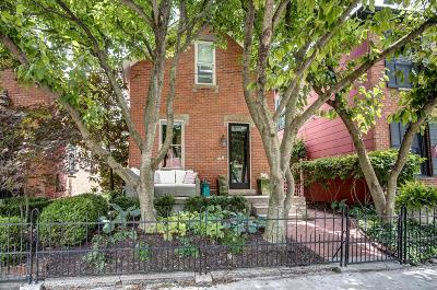 Columbus Single Family Home For Sale: 570 S 6th Street