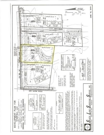 Westerville Residential Lots & Land For Sale: Fancher Road #Tract 28
