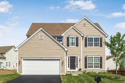 Blacklick Single Family Home For Sale: 760 Redwood Valley Drive