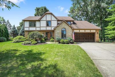 Westerville Single Family Home For Sale: 1191 Clapham Court