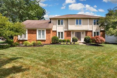 Columbus Single Family Home For Sale: 1080 Rutland Way