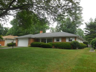 Single Family Home For Sale: 1454 Severn Road