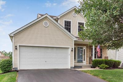 Westerville Single Family Home For Sale: 5850 Genoa Farms Boulevard