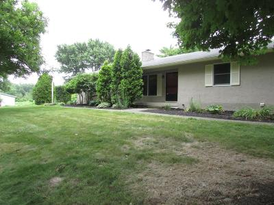 Powell Single Family Home For Sale: 7995 Liberty Road N