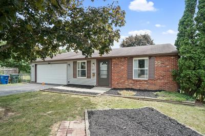 Single Family Home Sold: 858 Ivy Brush Court