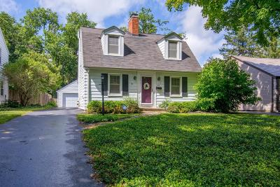Worthington OH Single Family Home For Sale: $392,500
