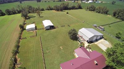 Fairfield County, Pickaway County, Ross County Single Family Home For Sale: 715 Bickel Church Road NW