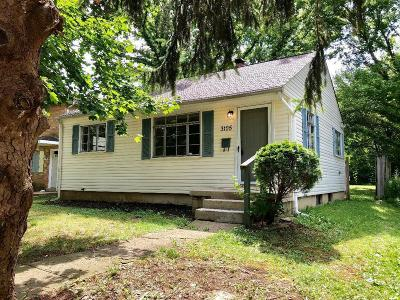 Columbus OH Single Family Home For Sale: $79,900