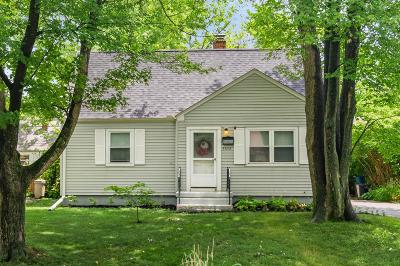 Columbus OH Single Family Home For Sale: $130,000