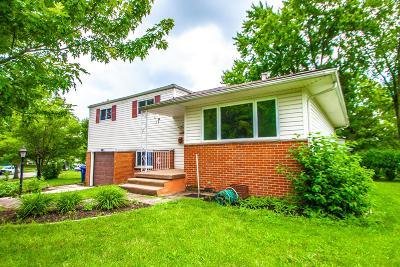 Columbus Single Family Home For Sale: 981 Varsity Avenue
