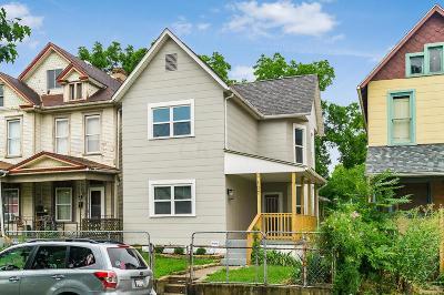 Columbus Single Family Home For Sale: 107 W Park Avenue