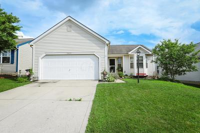 Pickerington Single Family Home For Sale: 7471 Brown Deer Drive