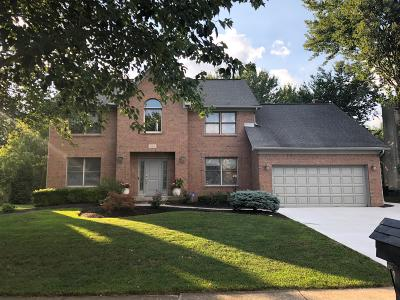 Gahanna Single Family Home For Sale: 905 Old Pine Drive