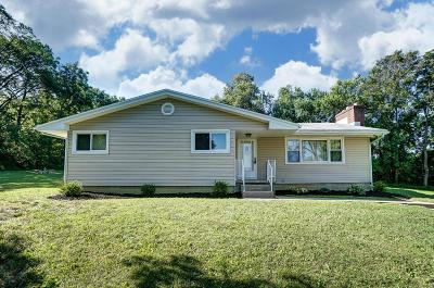 Centerburg Single Family Home For Sale: 6146 State Route 656