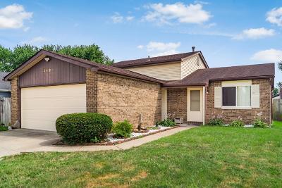 Columbus Single Family Home For Sale: 3499 Craigmore Court