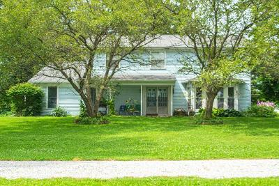Fairfield County, Pickaway County, Ross County Single Family Home For Sale: 12675 Pickerington Road NW