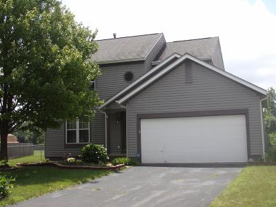 Grove City Single Family Home For Sale: 3563 Pin Oak Court