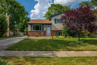 Columbus Single Family Home For Sale: 2858 Blarefield Drive
