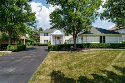 Upper Arlington Single Family Home For Sale: 2096 Sandover Court