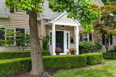 Upper Arlington Single Family Home For Sale: 2404 Abington Road