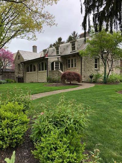 Upper Arlington Single Family Home For Sale: 1902 Tremont Road