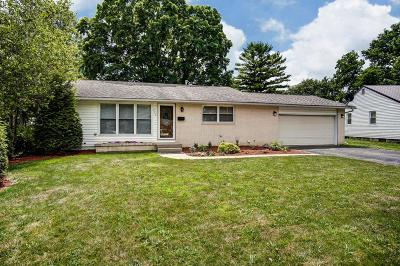 Circleville Single Family Home For Sale: 495 Edwards Road