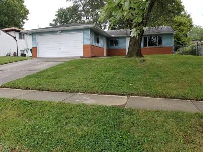 Columbus Single Family Home For Sale: 2640 Maybury Road