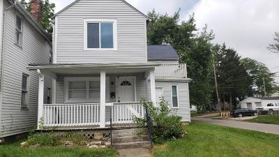 Columbus Single Family Home For Sale: 317 S Oakley Avenue
