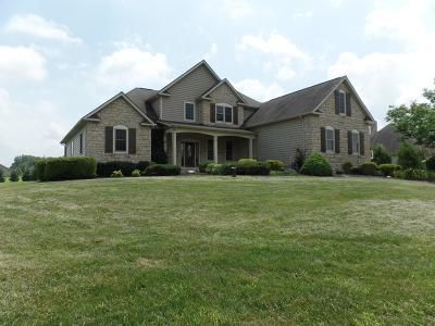 Fairfield County, Pickaway County, Ross County Single Family Home For Sale: 1442 Winding Oak Dr South NW