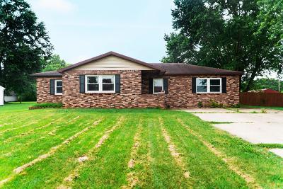 Chillicothe Single Family Home For Sale: 89 Goodale Drive