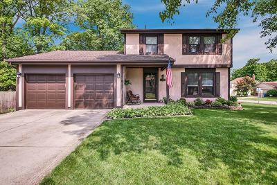 Columbus Single Family Home For Sale: 856 Ridenour Road