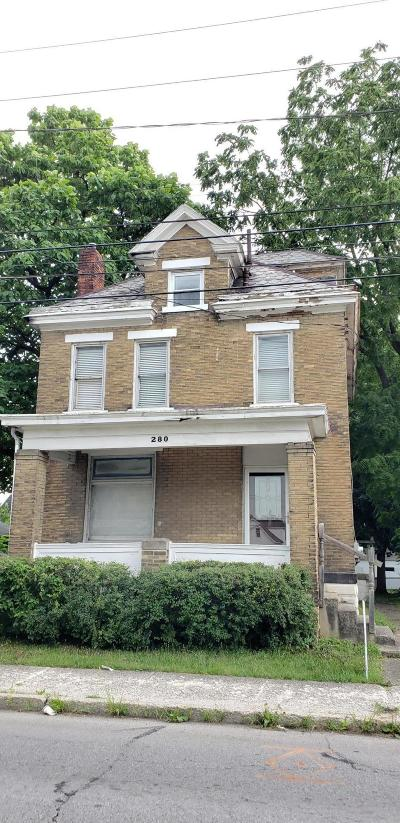 Franklin County Single Family Home For Sale: 280 Taylor Avenue