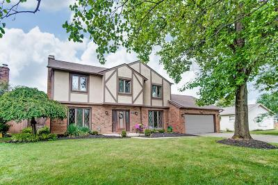 Franklin County Single Family Home For Sale: 1704 Ramblewood Avenue