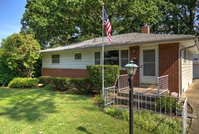 Franklin County Single Family Home For Sale: 1646 Sale Road