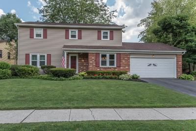 Reynoldsburg OH Single Family Home For Sale: $219,000