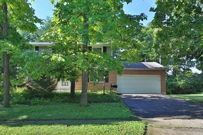 Columbus OH Single Family Home For Sale: $234,900